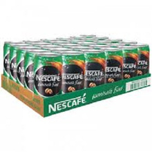 Nescafe Espresso Roast 180ml x 30 can, Iced Coffee Maker, Nescafe Canned Coffee