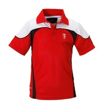 Top Quality Custom Design 100% Polyester Polo T Shirt,Oem Clothes for Men