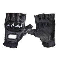 Free style Men's Fingerless Outdoor Sports Cycling Gloves Camping Hiking Mountain Bike Cross Country Gloves