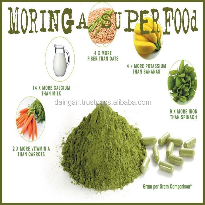 Moringa Oleifera from Viet Nam - High nutritional value, very good for health