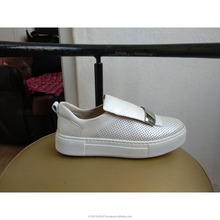 Women New Fashion Women Shoes Shine Loafers Leather Best Quality
