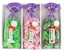 Japanese traditional soft seaweed candy kombu kelp chewy candy