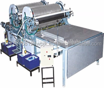 Four Color Wall Paper Flexo Printing Machine