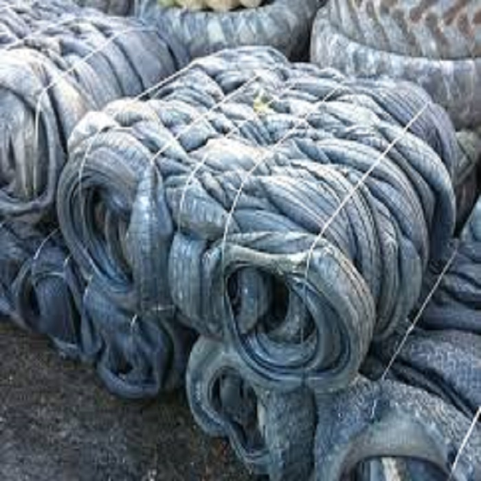 Recycled Rubber Tyres Bales & Shred Scrap for sale scrap tyres