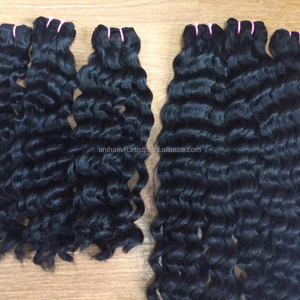 High Quality Factory Price Virgin Brazilian Afro Kinky Curly Human Hair Extensions For Braiding