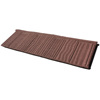 2017 most popular DS SHAKE stone chip coated steel roof tile