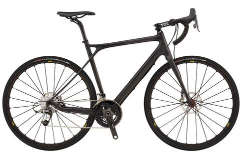 GT Grade Carbon Red 2017 Adventure Road Bike