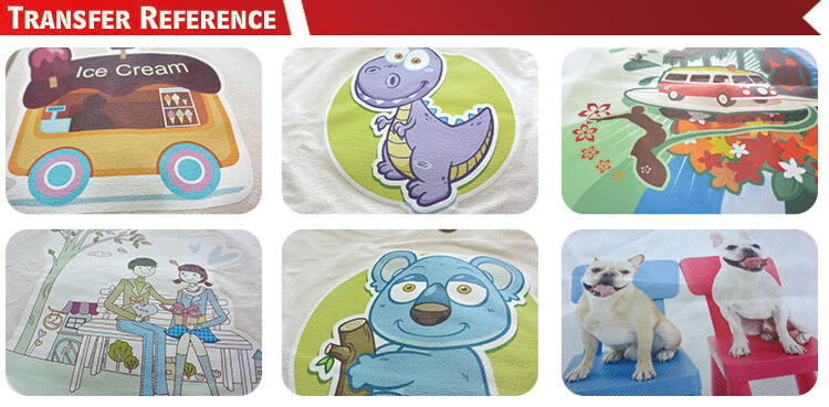 Polyester and Ceramic Decal Sublimation Heat Transfer Paper