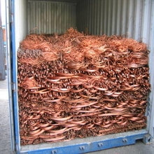 High Quality Copper Wire Scrap (millberry) 99.99% Clean Red copper