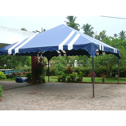 Pyramid Universal Mild Steel Galvanized High UV Resistance Full Set Tent
