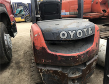 Used toyota FD30 forklift ,toyota 3t forklift with good working condition