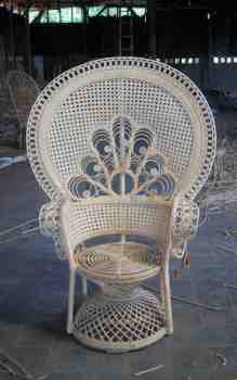 Sania Peacock Chair for sale