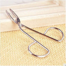 Eyebrow Clamps Eyebrow Scissors Eyebrow Tweezers Flat Tip Hair Cosmetic