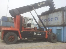 used 38T Kalmar DC38000 container forklift Handler heavy machinery