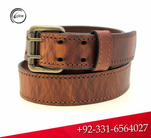 2018 Top Quality Custom Men's Real Leather Belt Genuine Leather Belts