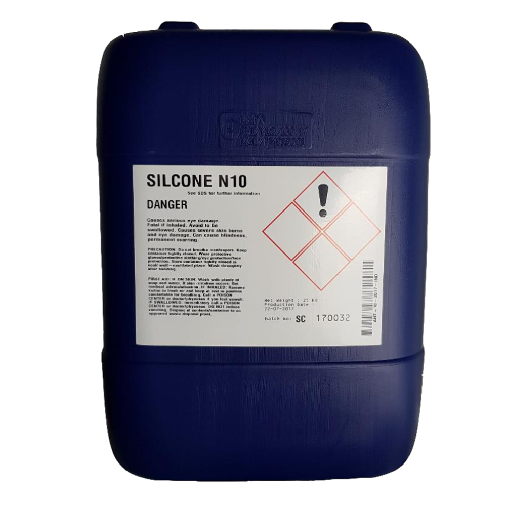 Silcone n-10 antifoam chemical
