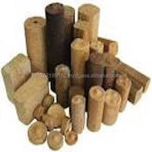 briquettes and pellets