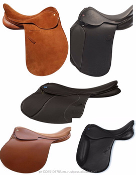 Polo Leather Horse Premium Saddles for Equestrian