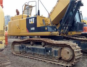 CAT Hydraulic Used caterpillar 349D crawler excavator/ 2012 excavator caterpillar 349D