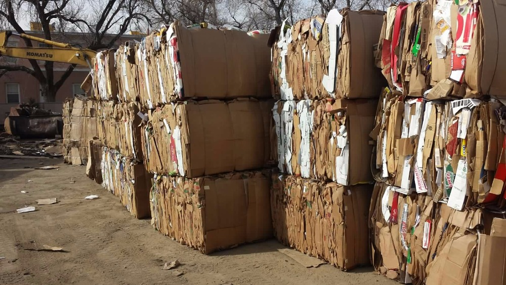 OLD CORRUGTED CARTONS / CONTAINERS (OCC)