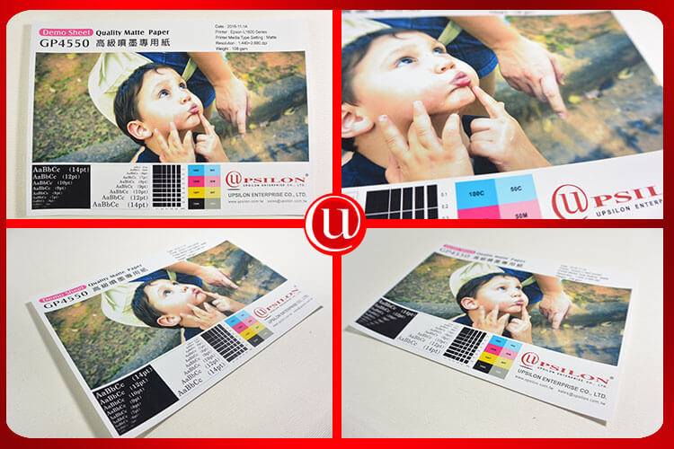Album Use Inkjet 4R 108Gsm Waterproof Photo Matte Printing Paper