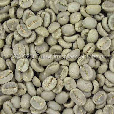 Arabica High Grade Green Coffee Beans - Indonesia