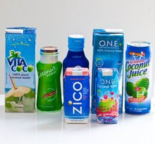 100% Pure Coconut Water - ( 490ml PET bottle )