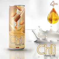 CHILI HONEY MILK