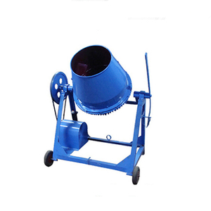 Ultimate Design Cement Concrete Mixer with Strong Efficiency for Industrial Use
