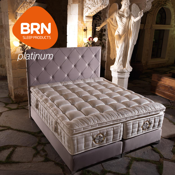 Platinum High Count Pocket Spring Mattress