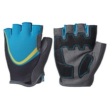 Anti vibration Reflective Breathable Short Finger Cycling Glove