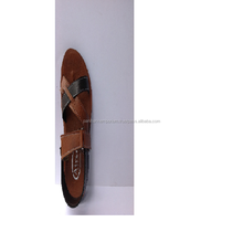 Men Leather Formal Casual Footwear Slipper 13