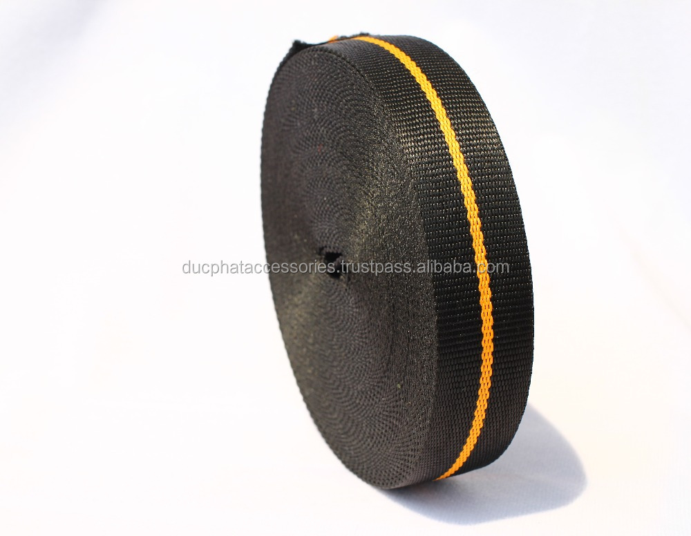 Hot Cheap Price Polypropylene Webbing, PP Webbing for Furniture, Industry Safe