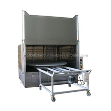 Automatic Heavy Duty Industrial Parts Washer/Clean Machine with Basket and Trolley