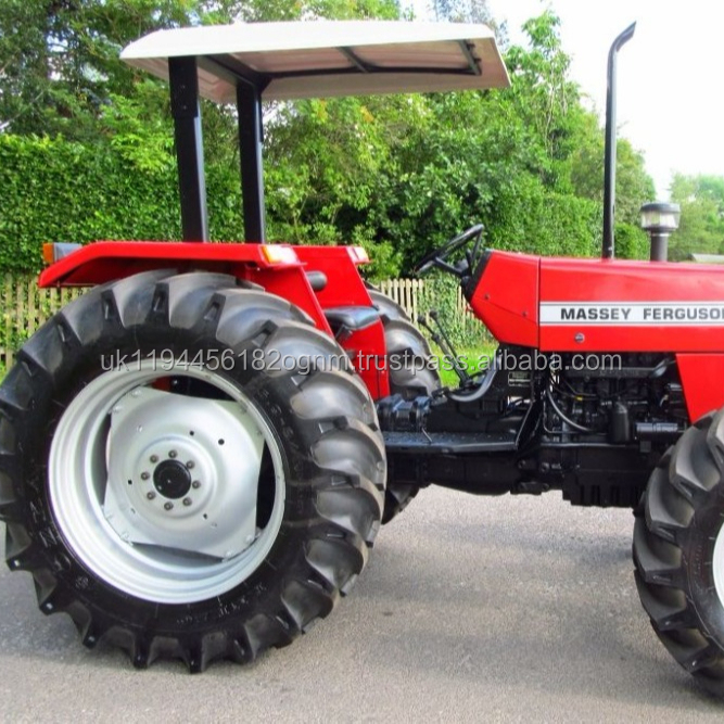 Used/ New Massey Ferguson Tractor MF265, 4WD, 75HP,85HP, MF390T, MF240, MF375 , MF595 Tractor cheap Price