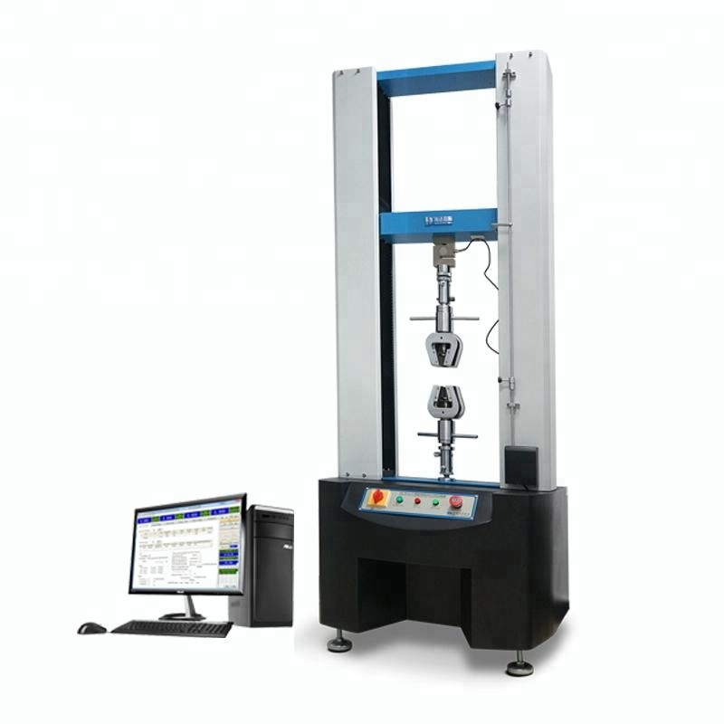 Tensile strength testing machine Tension Horizontal Wire Rope Tensile <strong>Tester</strong>