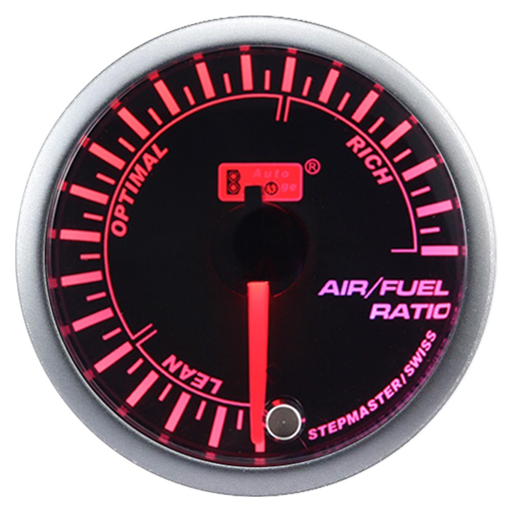 2 colors led High Speed Air Fuel Ratio Gauge