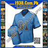 Sky Blue American Football Jerseys / American football jersey / Eagle Jersey Sublimated