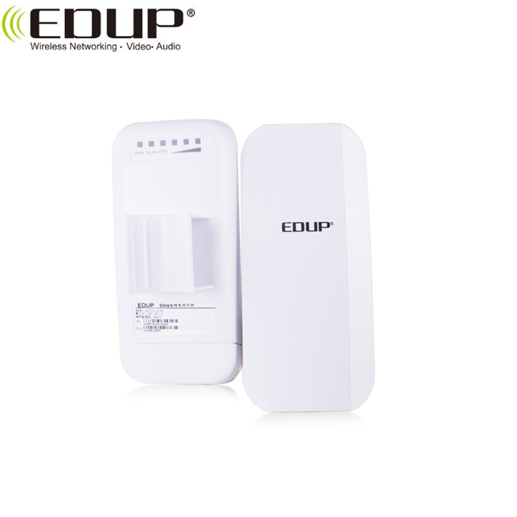5.8GHz 1Km WiFi Hotspot Wireless Router 300Mbps Outdoor Bridge Router CPE