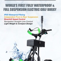 World S First Fully Waterproof Amp