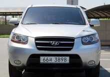 2008 HYUNDAI SANTAFE 2WD MLX used car (17060172)