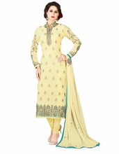 Casual Party Wear Salwar kameez / Ocassion Wear Heavy Salwar Suits/Latest Women Indian Ethnic Winter Dresses (salwar kameez 2017