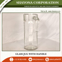 fine Quality Wholesale Glass Beer Water Jug Set