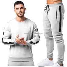 strong man clothing sweatshirt and pants, tracksuit for gym