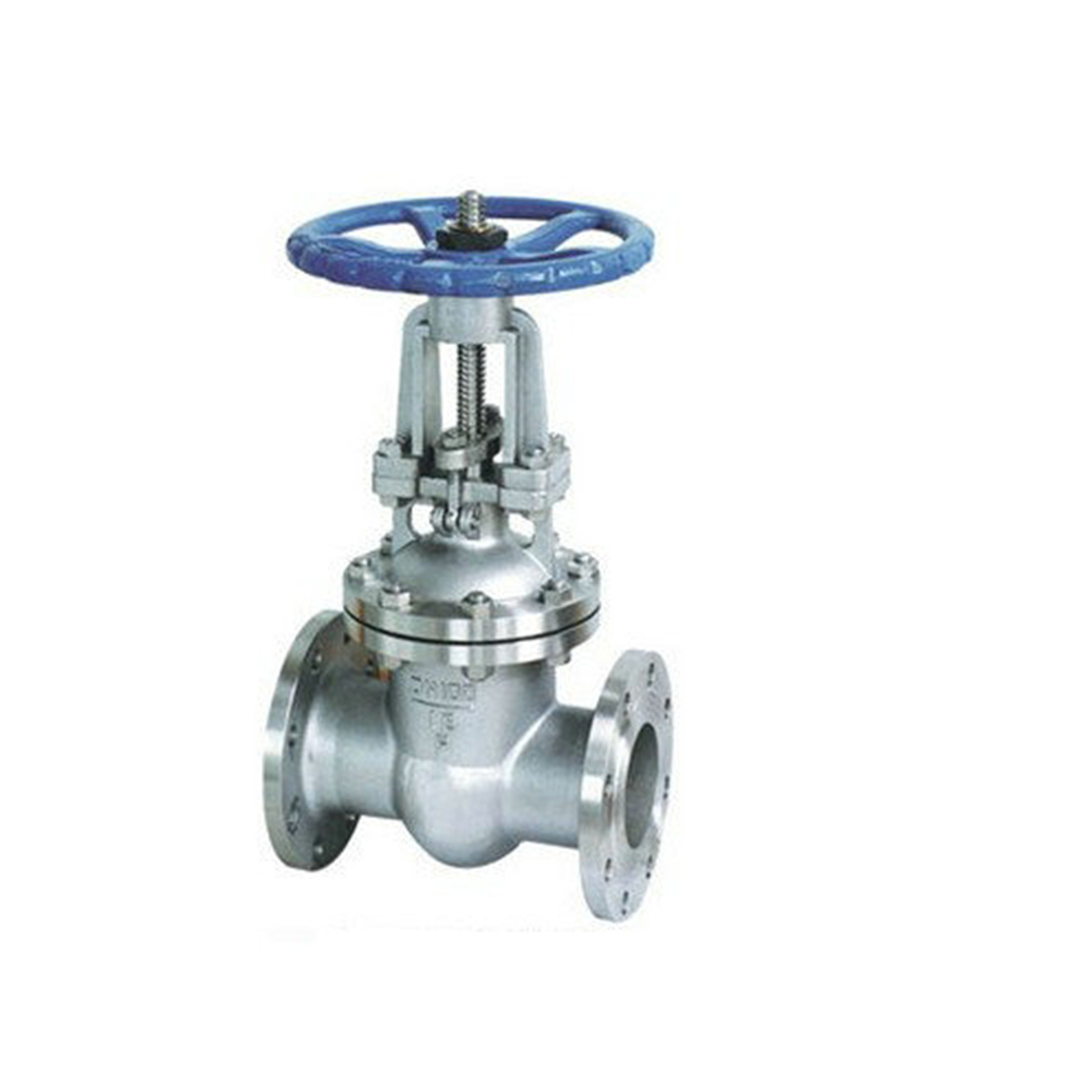 Flange Stainless Steel 6 Inch Gate Valve Wedge Disc Industrial Valve