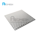 Guangzhou Factory perforated aluminum or steel metal sheet mesh
