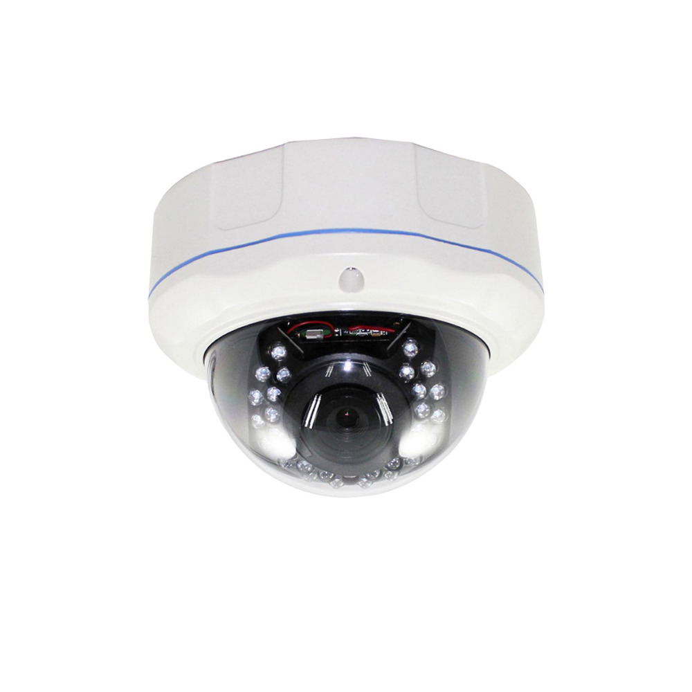 Home Security HD Network Dome CCTV Camera