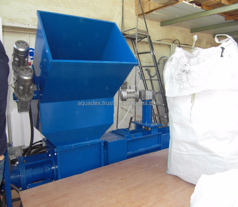 European Computerized EPS Foam Compactor