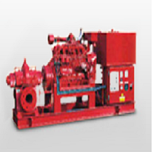 fire fighting pumping system, which has to ensure adequate water supply at required pressure
