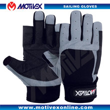 Sailing Gloves Rope Boat Inshore Yachting Gloves New Racing Sail Boating Gloves Anti-slip flexible Dinghy Kayak Sailing Gloves